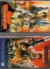 VHS Duo Ranger einer gegen alle und Mad Warrior Raritäten