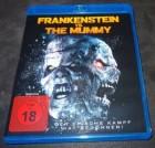 Frankenstein vs. Mummy, Blu Ray