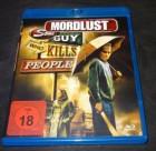 Mordlust some Guy who Kills People, Blu Ray