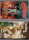 VHS Duo SOS aus dem Weltall und Captain Invincible Rarität
