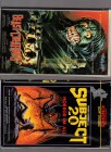VHS Duo Subject 20 Horror im All und Beast Creatures selten