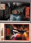 VHS Duo The Being und Mondblut Horror Klassiker selten