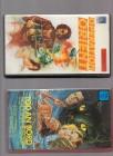 VHS Duo Tod an Bord und Operation Orient seltene Einleger
