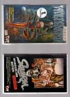 VHS VCL Wolfsmond und Squirm Horror Perlen Klassiker