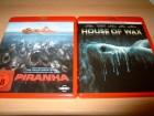 Piranha + House of Wax - 2 Blu Rays