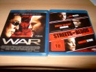 Streets of Blood + War - 2 Blu Rays