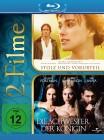 Stolz & Vorurteil / Die Schwester der Königin [Blu-ray] OVP