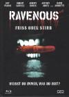 Ravenous Friss oder stirb Mediabook Blu-Ray Cover A 700/777