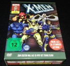 X-MEN - Komplette Serie - Marvel - Spider-Man - 12 DVD BOX