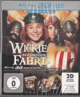 Wickie auf grosser Fahrt 3D - Blu-Ray