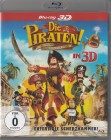 Die Piraten 3D - Blu-Ray