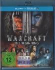 Warcraft - The Beginning - Blu-Ray