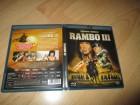 RAMBO III    * FULL UNCUT * NICHT FSK GEPRÜFT