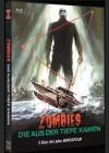 Zombies die aus der Tiefe kamen - Cover C - Mediabook