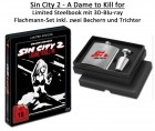 Sin City 2 (Steelbook 3D inkl. Flachman Set)  [Blu-Ray] Neu