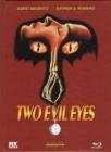 Two Evil Eyes (uncut) XT Mediabook Blu-ray A Lim 1000 (N)