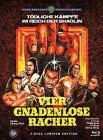 Mediabook - Vier gnadenlose Rächer - Uncut [Blu-ray] (N)