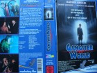 Gangster World ... Xavier Declie ...   VHS !!! ...   FSK 18