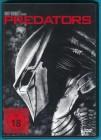 Predators (2 DVDs) Adrien Brody Laurence Fishburne fast NEUW