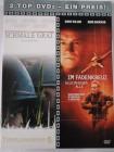 Der schmale Grat &  Im Fadenkreuz - G. Clooney, John Cusack