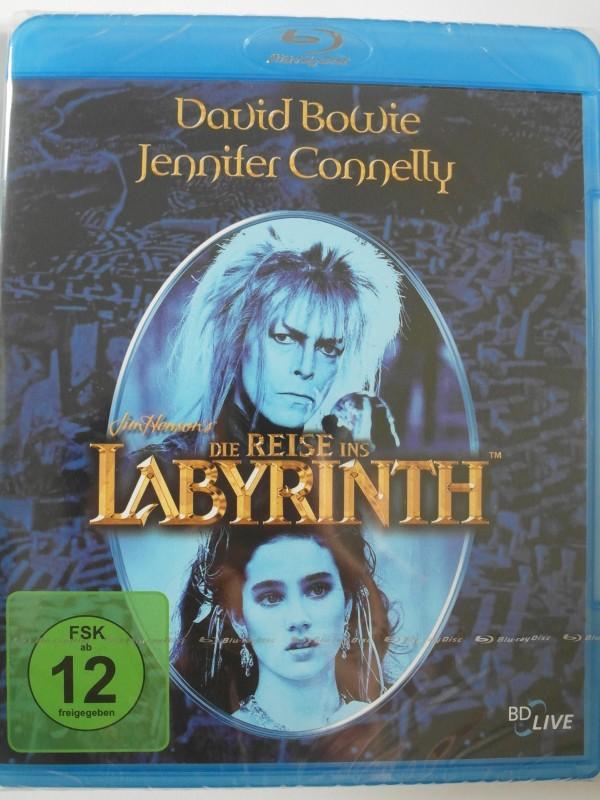Die Reise ins Labyrinth - David Bowie - Fantasie Kobolde