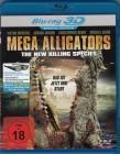 Mega Alligators - 3D Blu Ray
