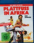 Plattfuß in Afrika [Blu-Ray] Neuware in Folie