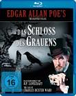 Das Schloss des Grauens [Blu-Ray] Neuware in Folie