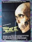 Tanz der Teufel 2 (Poster, Filmplakat, Original, rar!)