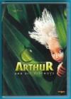 Arthur und die Minimoys DVD NEUWERTIG