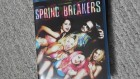 Spring Breakers Blu Ray