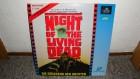 Laser Disc LD - Night Of The Living Dead 1990 Laserdisc