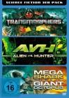 Science Fiction - 3er Pack DVD OVP