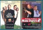 Keine halben Sachen DVD Bruce Willis, Matthew Perry gebr. Z.