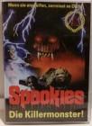 Spookies Die Killermonster DVD Uncut Wendecover! (Q)