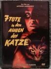 7 Tote in den Augen der Katze DVD Uncut A. Margheriti (P)