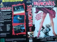 Die Munchies  ...   MGM/UA - VHS !!!