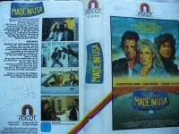California - Made in USA ... Christopher Penn ...  VHS !!!