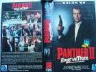 Panther II - Eiskalt wie Feuer ... Alain Delon ... VHS !!!