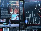 The Hunt ... David Caruso, Kelly Lynch  ... VPS - VHS !!!