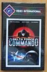 Große Hartbox Retro: Delta Force Commando 1 - Limited