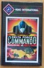 Große Hartbox Retro: Delta Force Commando 2 - Limited