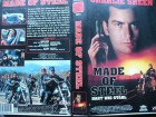 Made of Steel - Hart wie Stahl ... Charlie Sheen  ... VHS !!