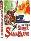 DER SIEGER VON SAMARKAND  Abenteuer 1963