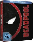 BD - Deadpool - Limited Edition Steelbook -Erstauflage OVP