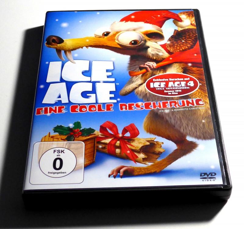 ice age ein coole bescherung weihnachten fsk0 kaufen. Black Bedroom Furniture Sets. Home Design Ideas