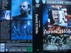 Zurück aus der Hölle ...  Bruce Willis  ... VHS !!