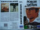 Nobody ist der Grösste ... Terence Hill, Klaus Kinski .. VHS