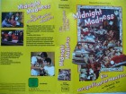Midnight Madness ... Michael J. Fox ...   VHS !!!