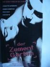 Der Zement Garten ... Inzest - Thriller  ...  VHS !!!